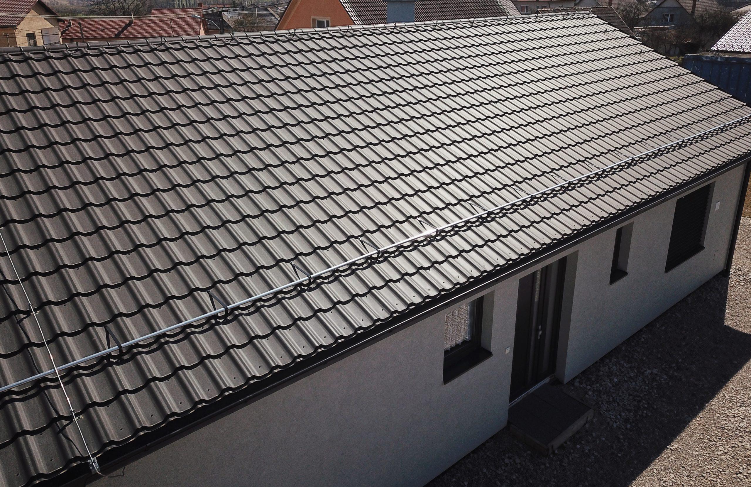 Plechové střechy výrobce