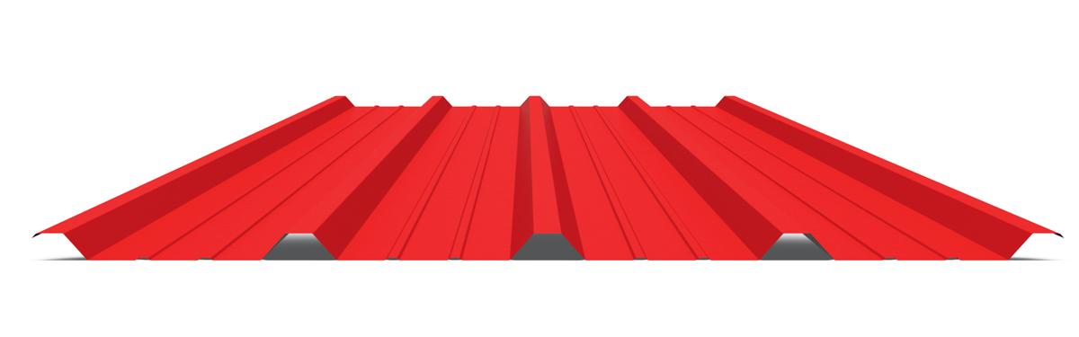 T30 – trapézový profil